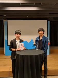 Twitterコンテスト